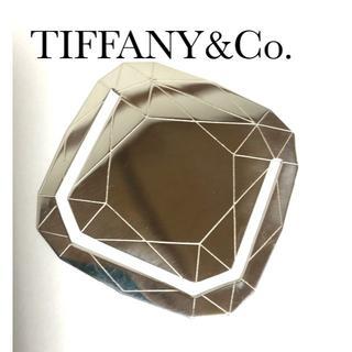 Tiffany & Co. - ティファニー ルシダ ダイヤカット ブックマーカー シルバー