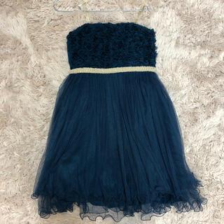 セシルマクビー(CECIL McBEE)のドレス 韓国 パーティードレス 結婚式(ミニドレス)