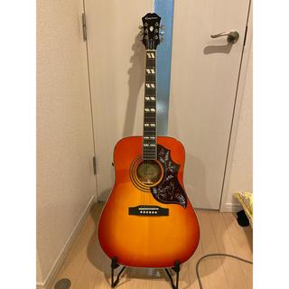 エピフォン(Epiphone)のエピフォン エレアコ ハミングバード(アコースティックギター)