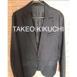 タケオキクチ(TAKEO KIKUCHI)の☆大幅値下げ☆ 【春秋】タケオキクチ テーラードジャケット(テーラードジャケット)