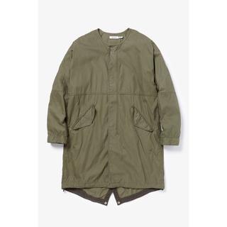 ノンネイティブ(nonnative)の18aw Nonnative Soldier Coat Olive 1(モッズコート)