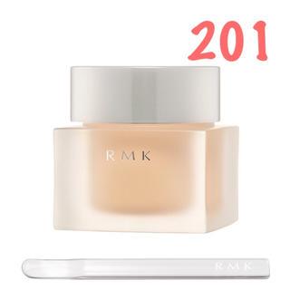 アールエムケー(RMK)の値下げ*RMK【新品】クリーミィファンデーションEX 201 人気色 30g(ファンデーション)