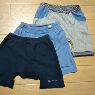 コンビミニ(Combi mini)のコンビミニ パンツ 80㎝ 3枚(パンツ)
