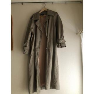 ロキエ(Lochie)のused trench coat(トレンチコート)