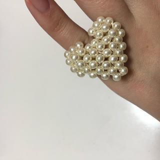 ロキエ(Lochie)のパール指輪(リング(指輪))