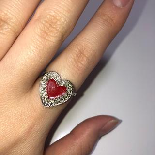 ロキエ(Lochie)のハート指輪(リング(指輪))