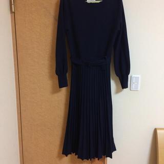 クチュールブローチ(Couture Brooch)のクチュールブローチ ニットワンピースL(ロングワンピース/マキシワンピース)