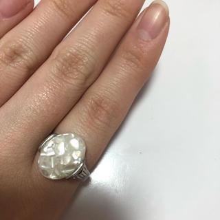ロキエ(Lochie)の大理石指輪(リング(指輪))