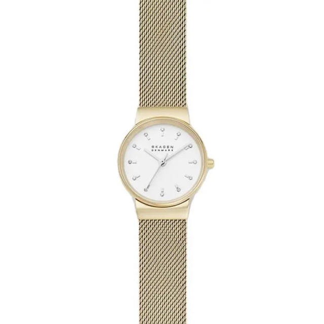 SKAGEN(スカーゲン)のスカーゲン 腕時計 アンカー レディース ゴールド レディースのファッション小物(腕時計)の商品写真