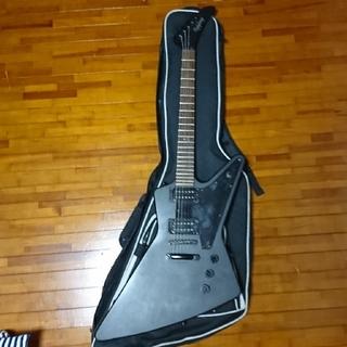 エピフォン(Epiphone)のエピフォン エレキギター ブラック(エレキギター)
