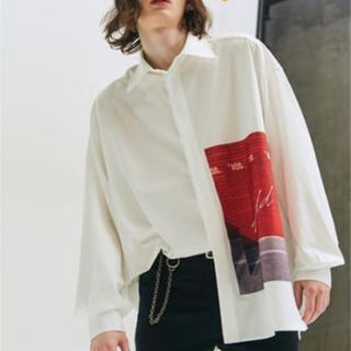 アデデ(ADD)のADD SEOUL GRAPHIC OVERSIZED SHIRTS(シャツ)