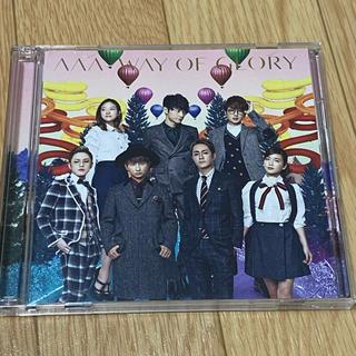 トリプルエー(AAA)のaaa way of glory (その他)