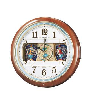 セイコー(SEIKO)のセイコー クロック 掛け時計 電波 アナログ(掛時計/柱時計)