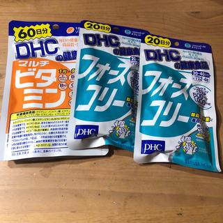 ディーエイチシー(DHC)のDHC フォースコリー  マルチビタミン(その他)