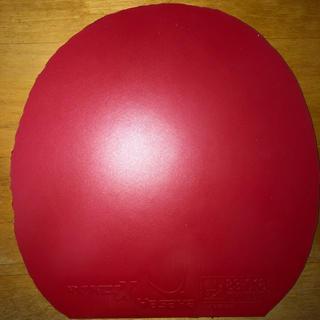 ヤサカ(Yasaka)のヤサカ ラクザX  赤色 厚(卓球)
