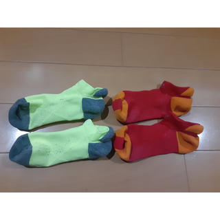シースリーフィット(C3fit)の3cfit 靴下 2セット(ソックス)