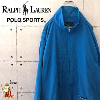 ラルフローレン(Ralph Lauren)の【激レア】90s ポロスポーツ ナイロンジャケット(ナイロンジャケット)