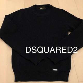 ディースクエアード(DSQUARED2)のDSQ UARED2 ニットプルオーバー(ニット/セーター)
