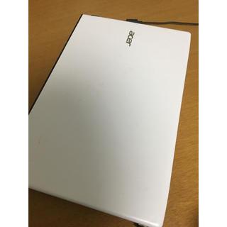エイサー(Acer)のノートPC Acer (バッテリー新品)(ノートPC)