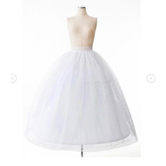 AIMER(エメ)のエメ 大パニエ レディースのフォーマル/ドレス(ウェディングドレス)の商品写真