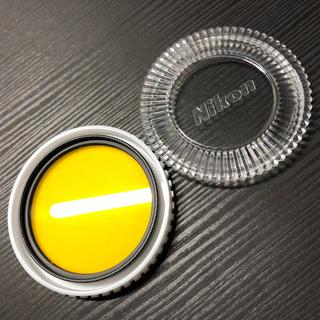 ニコン(Nikon)のNikonフィルター Y52   52mm(フィルター)