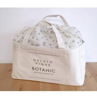 ジェラートピケ(gelato pique)の新品未使用 gelato pique ナチュラルな巾着型ストックバッグ(ケース/ボックス)