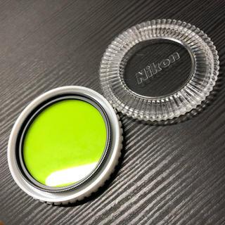 ニコン(Nikon)のNikonフィルター X0   52mm(フィルター)