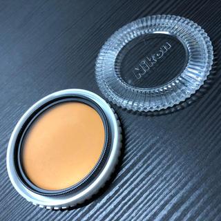 ニコン(Nikon)のNikonフィルター A12   52mm(フィルター)