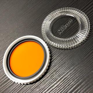ニコン(Nikon)のNikonフィルター O56   52mm(フィルター)