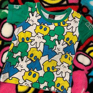 ベビードール(BABYDOLL)のベビードール Tシャツ ミッキー(Tシャツ/カットソー)