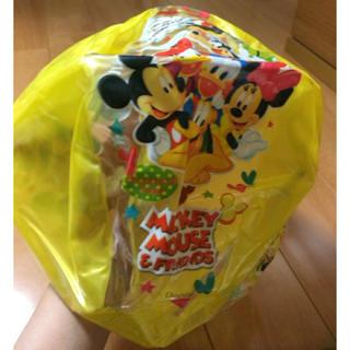 ディズニー(Disney)の新品!ひも付ディズニービニールボール(ボール)