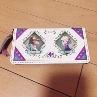 ディズニー(Disney)のアナと雪の女王 Disney スマホケース(スマホケース)
