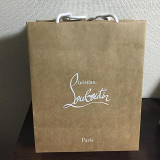 クリスチャンルブタン(Christian Louboutin)のルブタン ショッパー 紙袋(その他)