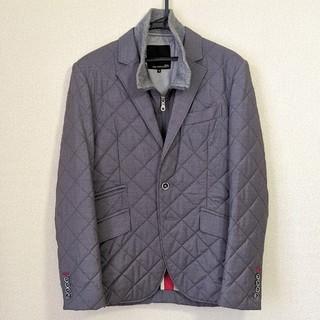 DOUBLE STANDARD CLOTHING - 美品■D/him キルティング テーラージャケット(48・本切羽・ベスト付)