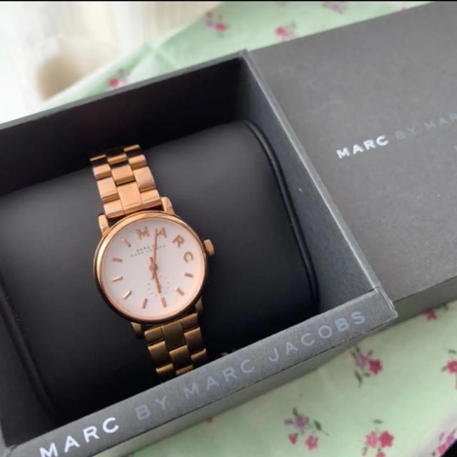 ランゲ&ゾーネ偽物 時計 有名人 - MARC JACOBS - MARC JACOBS 腕時計 ピンクゴールドの通販
