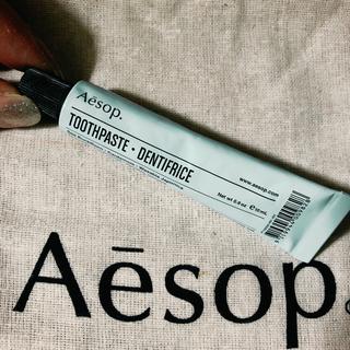 イソップ(Aesop)の専用⠉̮⃝(歯磨き粉)