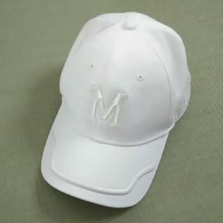 マンシングウェア(Munsingwear)のマンシングウェア 帽子 L(キャップ)