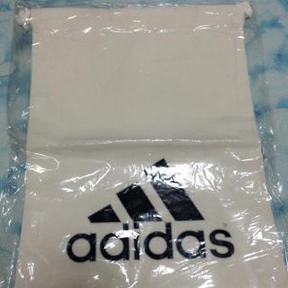 アディダス(adidas)の巾着(日用品/生活雑貨)