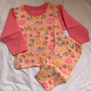 アンパンマン(アンパンマン)のパジャマ80サイズ(パジャマ)