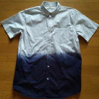 ブラウニー(BROWNY)の一回着用 ブラウニーBROWNY 半袖シャツ メンズ  L(シャツ)
