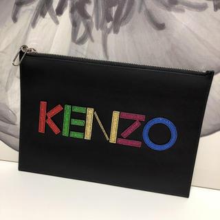 ケンゾー(KENZO)の未使用 KENZO ケンゾー クラッチバッグ(セカンドバッグ/クラッチバッグ)