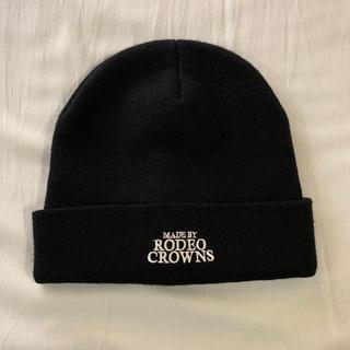 ロデオクラウンズ(RODEO CROWNS)のRODEO CROWNS ニット帽(ニット帽/ビーニー)