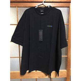 ピースマイナスワン(PEACEMINUSONE)のPMOコラボティシャツ  黒(アイドルグッズ)