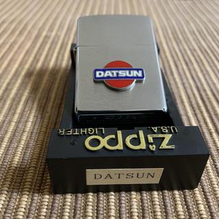 ニッサン(日産)のDATSUN ZIPPO 新品 未使用(タバコグッズ)