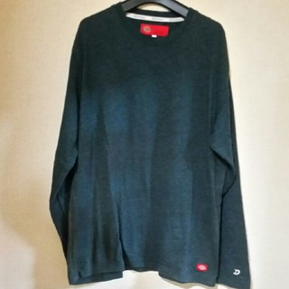 ディッキーズ(Dickies)のDICKIes長袖TシャツメンズXL(Tシャツ/カットソー(七分/長袖))