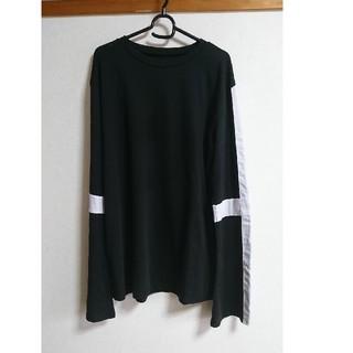 ファンキーフルーツ(FUNKY FRUIT)のドラッグハニー 十字架超ロングスリーブT(Tシャツ(長袖/七分))