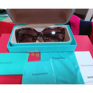 Tiffany & Co. - Tiffany☆ティファニー 新品☆スクエアサングラス