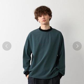 スティーブンアラン(steven alan)の最終値下げ!stevenalanボーダーT(Tシャツ/カットソー(七分/長袖))