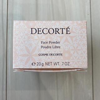 コスメデコルテ(COSME DECORTE)のコスメデコルテ 空箱 箱のみ 箱 フェイスパウダー 10 ミスティベージュ(フェイスパウダー)
