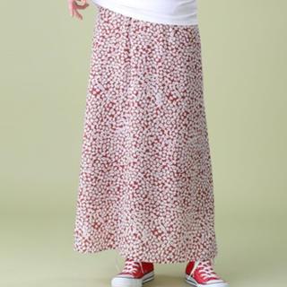 フリークスストア(FREAK'S STORE)のFREAK'SSTORE  小花柄ロングスカート(ロングスカート)